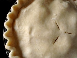 The Only Pie Crust Recipe You'll Ever Need to Know // One Lovely Life