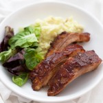 This is a fool-proof method for fall-off-the-bone ribs with or without a grill. So good!