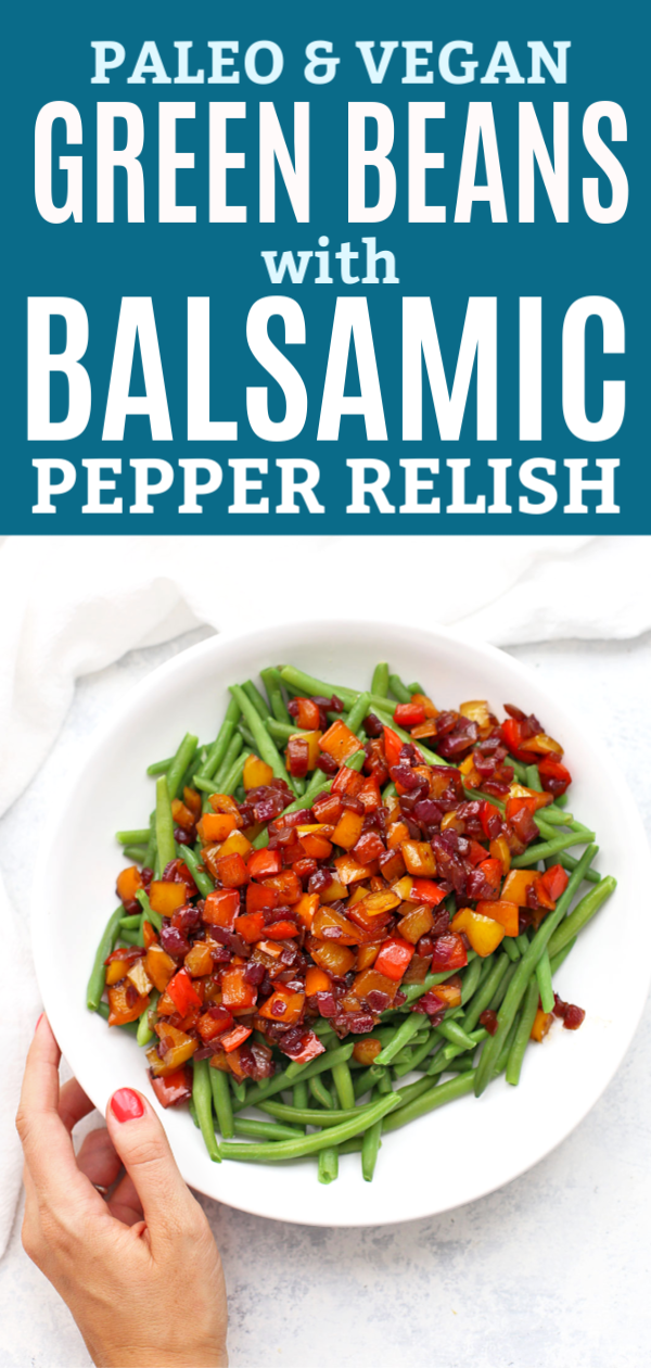 how to make green pepper relish