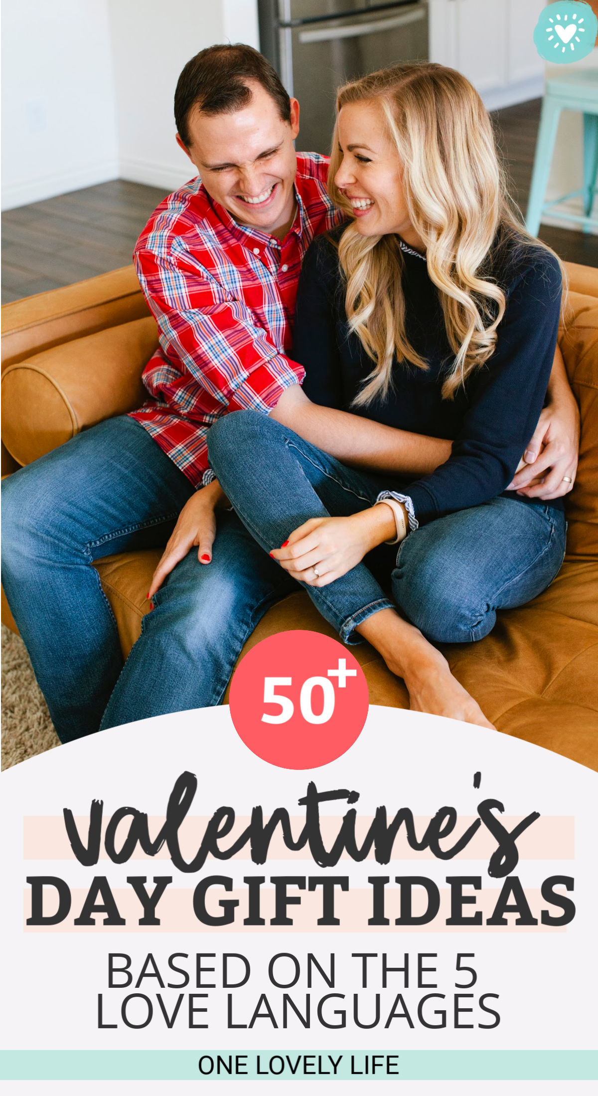 14 Days of Valentine's (Based on the 5 Love Languages) from One Lovely Life