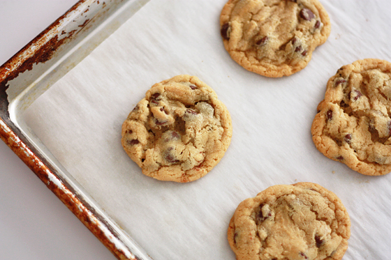 The NY Times Chocolate Chip Cookies - There's a reason this recipe is the best! // One Lovely Life