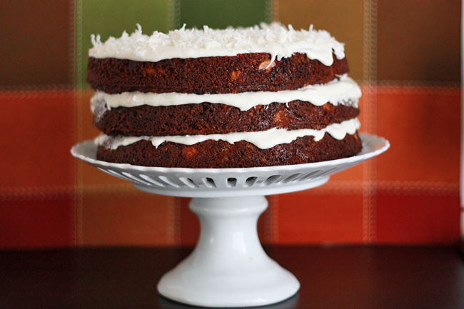 Uncle Sam S Carrot Cake