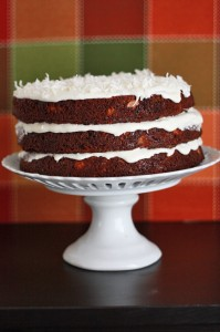 Dream Come True Carrot Cake