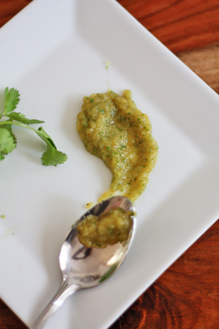 Chile verde sauce - Add a little flavor to anything! from www.onelovelylife.com