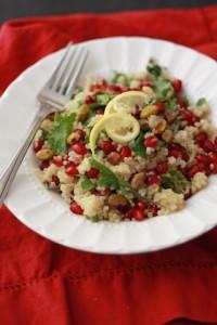 Fresh Start Quinoa Salad // One Lovely Life