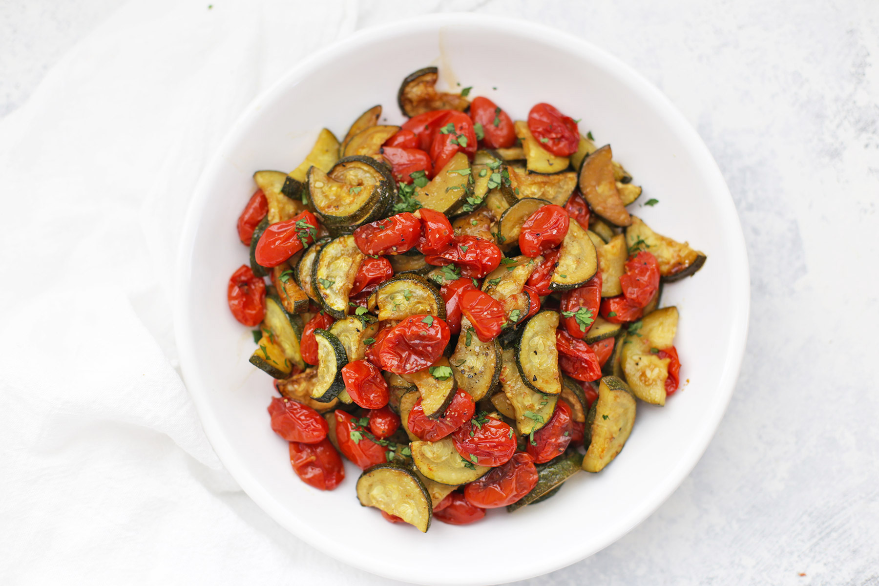 How to cook zucchini with tomatoes 69