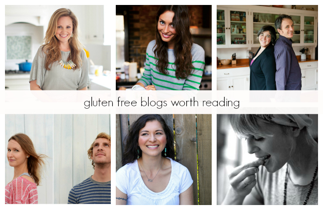 Gluten Free Blogs Worth Reading wtxt