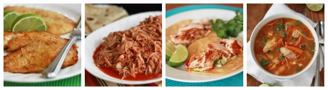 Cinco de Mayo Recipes // One Lovely Life