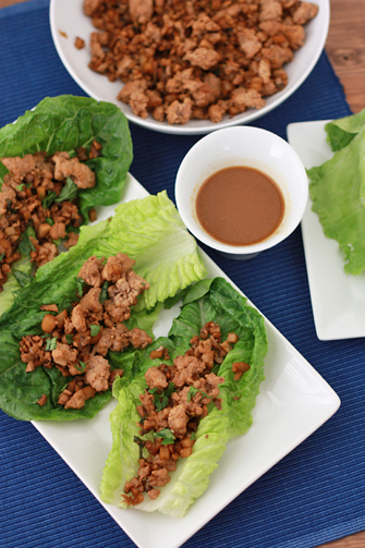 Paleo PF Chang's Chicken Lettuce Wraps - these are so good!