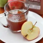 Cider Caramel Apple Crisp (GF, Vegan) // One Lovely Life