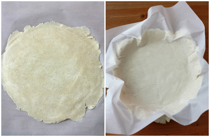 How to Make Gluten Free Pie Crust // One Lovely Life