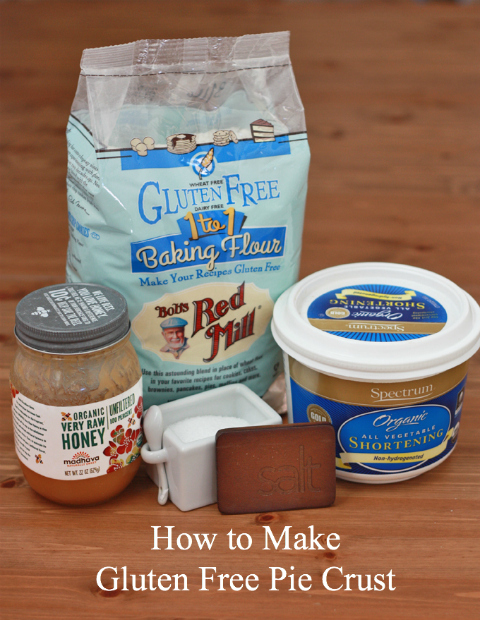 How to Make Gluten Free Pie Crust (With VIDEO!) • One ...