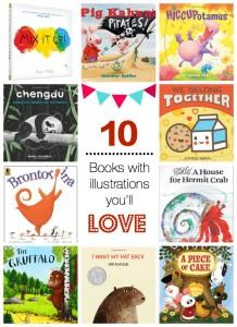 10 Kids Books We're Loving Lately