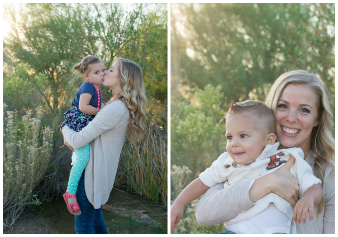 Hope for the New Year // Mama and kids