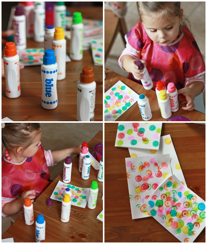 Do a Dot Markers + Our Favorite Ways to Get Creative // One Lovely Life