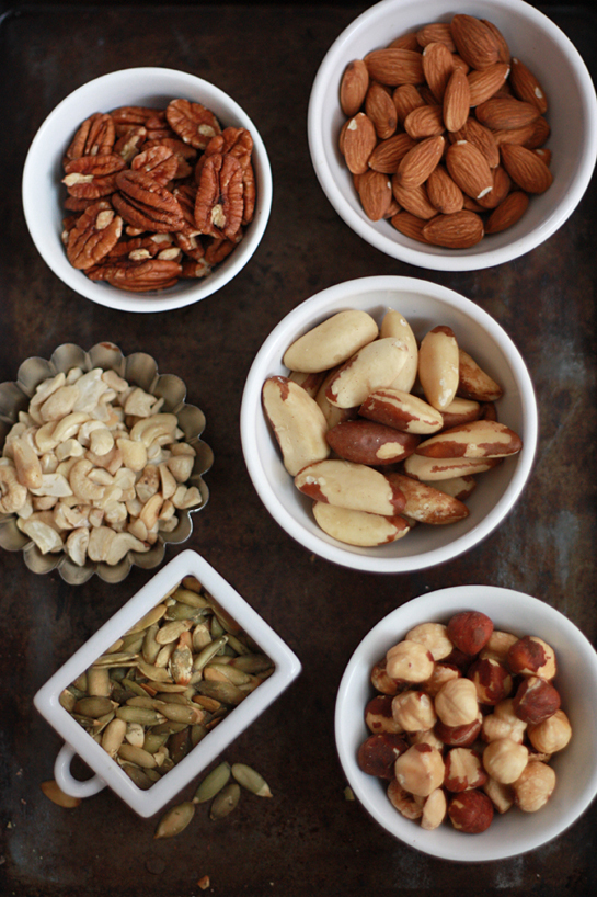 Trail Mix for the Week - Healthy Ideas to get you started // One Lovely Life