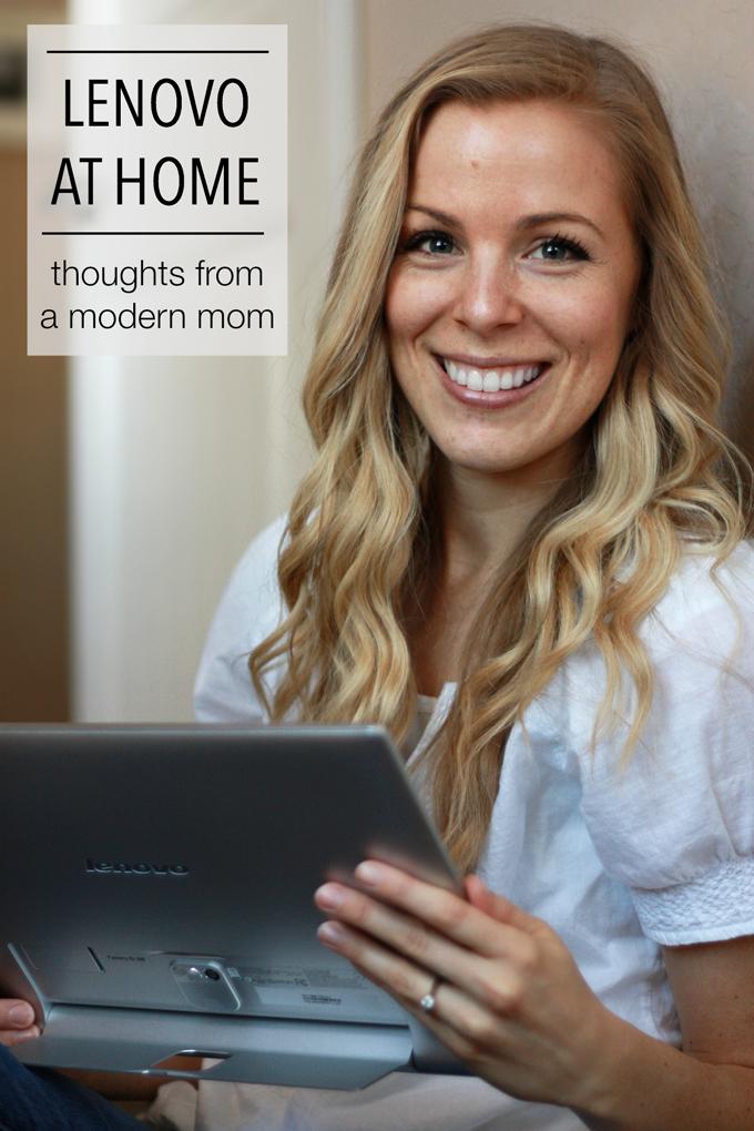 Lenovo YOGA 2 Pro at Home