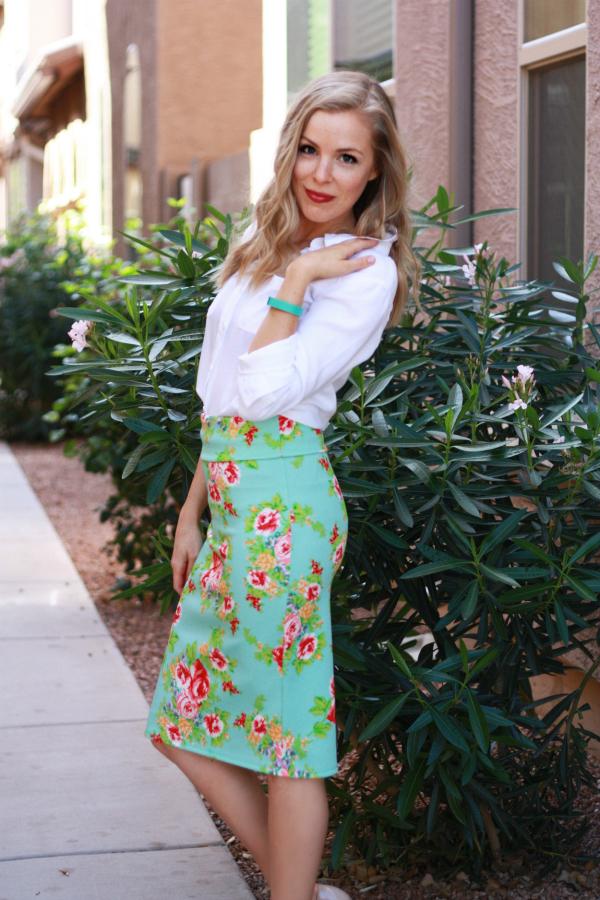 Spring Wardrobe Refresh + Agnes & Dora Giveaway // One Lovely Life