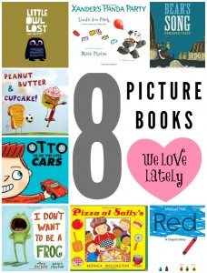 8 Picture Books We're Loving Lately