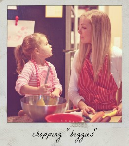 Tips for Cooking with Kids // One Lovely Life