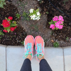 New Running Shoes! // One Lovely Life