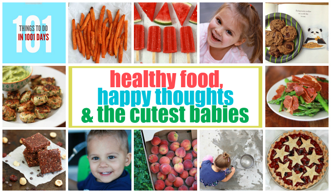 One Lovely Life - Healthy Food, Happy Thoughts & The CUTEST babies.