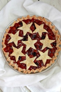 The Andrus's Life Changing Cherry Pie