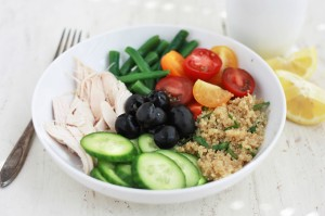 Build a Better Lunch Bowl