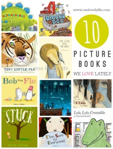 10 Beautiful Picture Books You're Sure to Love from www.onelovelylife.com