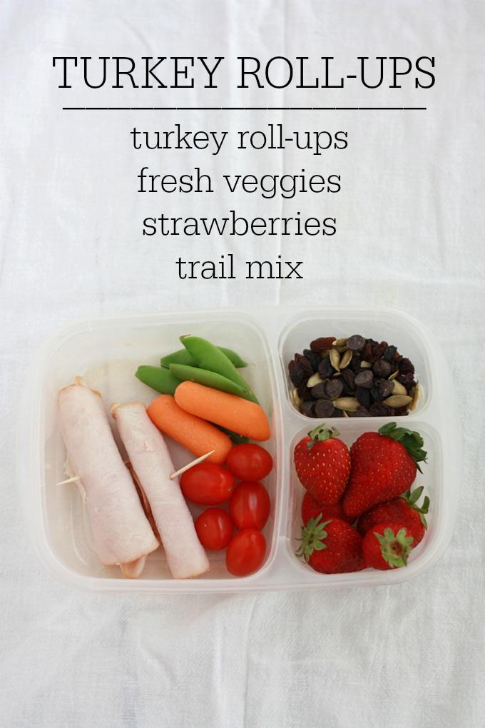 Simple Allergy-friendly School Lunch Ideas from www.onelovelylife.com
