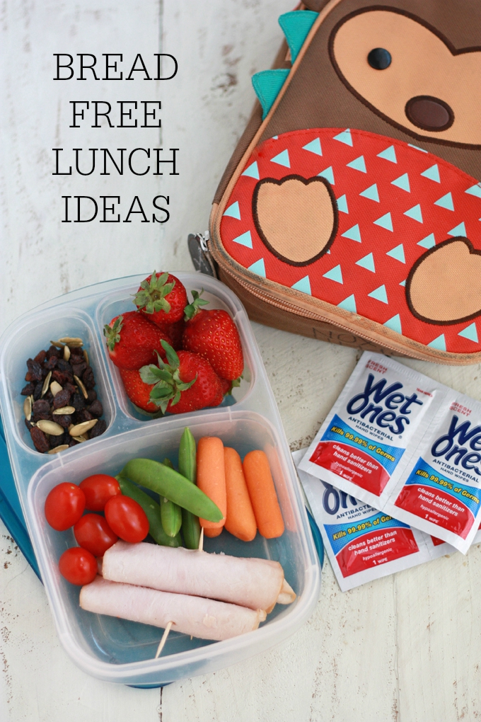 Easy Allergy-Friendly Lunch Ideas from www.onelovelylife.com
