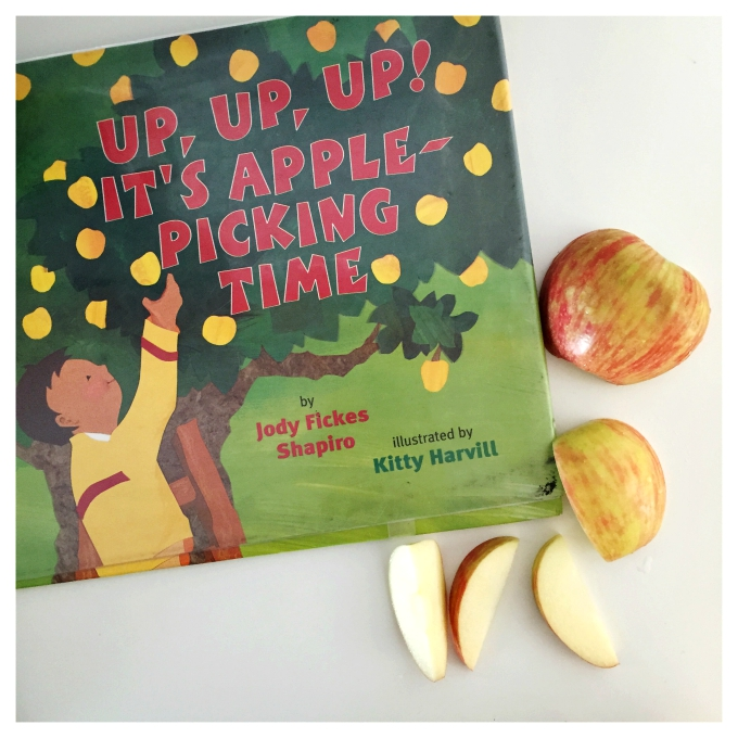 Up, Up, Up! It's Apple Picking Time and more fall favorites!