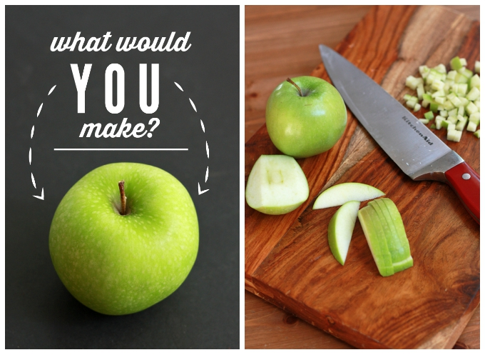 KitchenAid's Apple Challenge! What would you make?