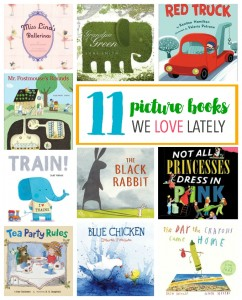 11 Fantastic Picture Books for your Preschooler from www.onelovelylife.com