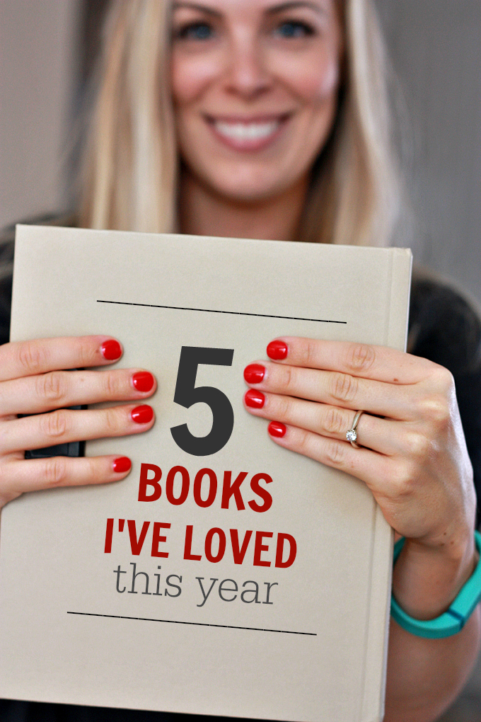 5 Good Books I've Loved This Year. Lots of great recommendations! from www.onelovelylife.com