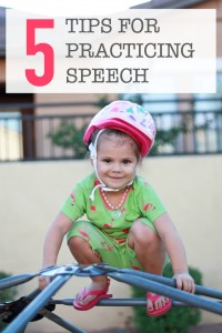 5 Ways to Encourage Speech. Tips from an Autism mom.