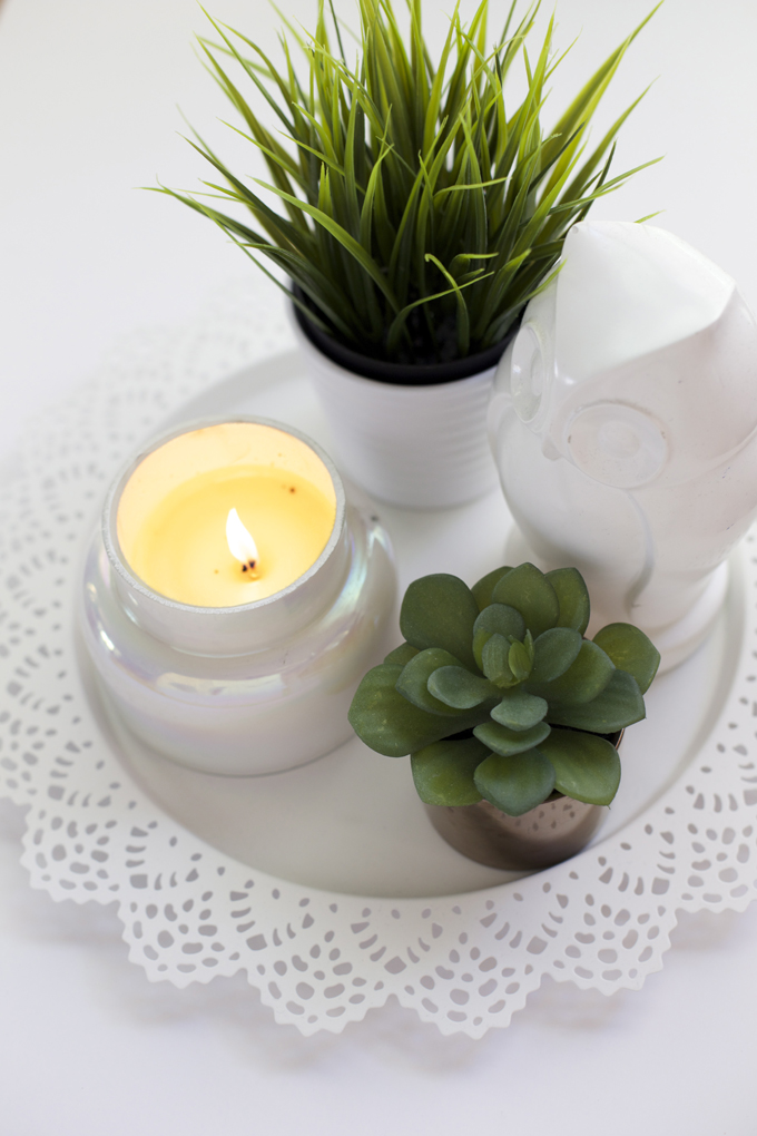 Guilt-Free Treats and Rewards: Dim the Lights and Light a Candle
