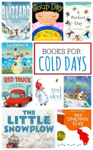 Books for Cold Days - A little something to keep you cozy in the cold. from www.onelovelylife.com