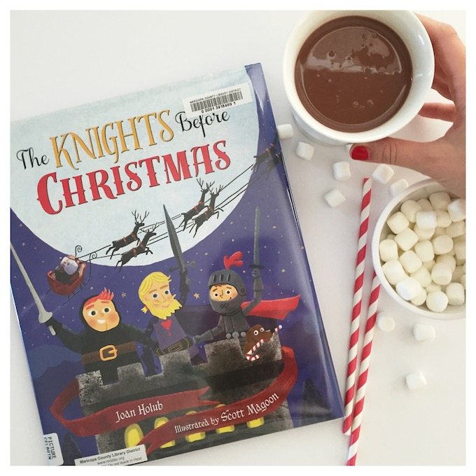 Grab a cup of cocoa and curl up with one of these 12 great Christmas books from www.onelovelylife.com