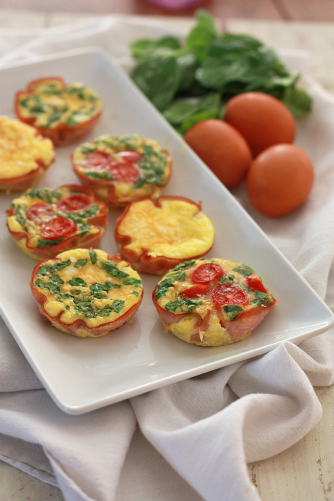 Love these easy, portable(!) mini quiche. from www.onelovelylife.com