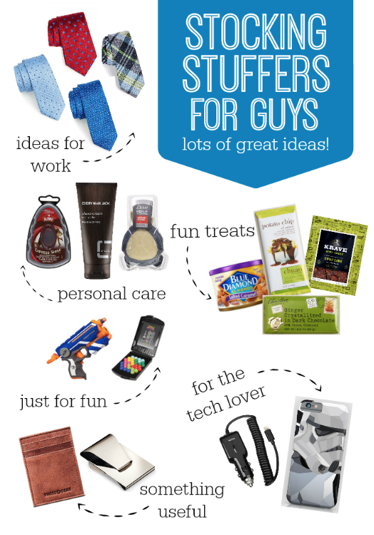 Stocking Stuffers For Guys One Lovely Life