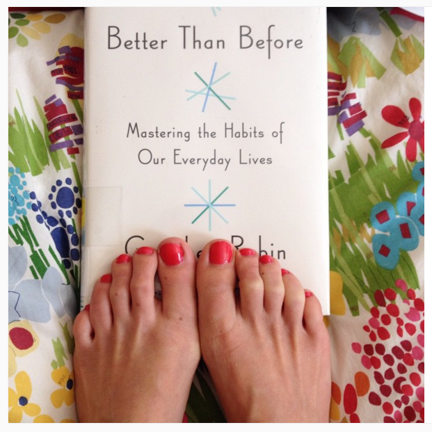 Better Than Before (+ 3 more AWESOME books for a fresh start!)