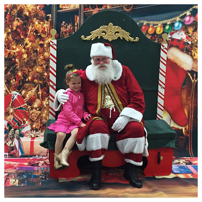 Five Fact Friday - The Santa Encounter