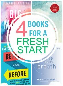 Books for a Fresh Start