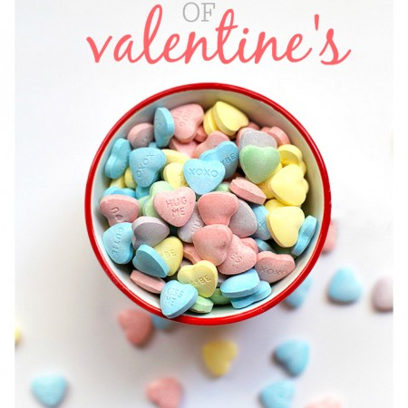 14 Dates of Valentines - Spoil your spouse with 14 date ideas all planned out. Give one each day or give them all together on Valentines.