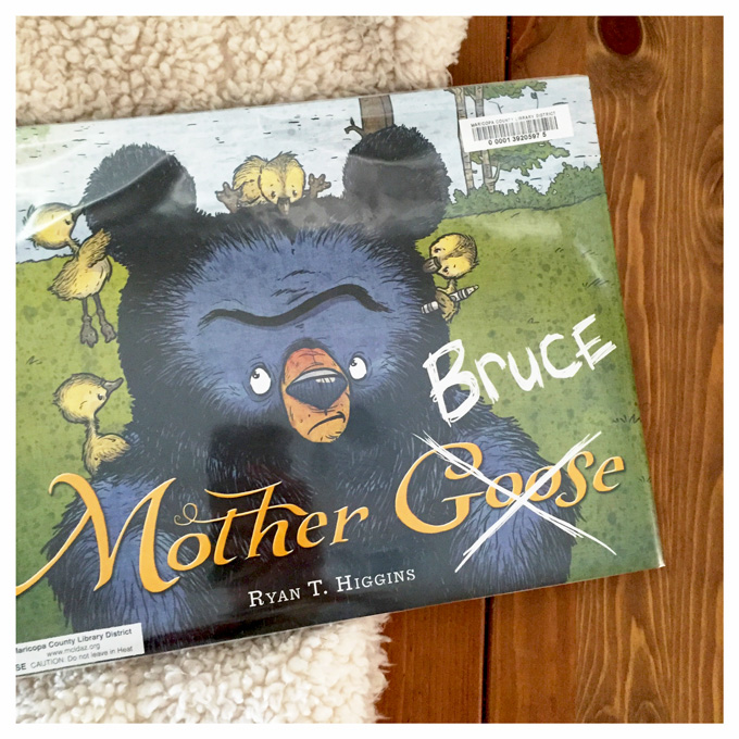 Mother Bruce. This book is hilarious! (+ 12 other picture books we love lately)