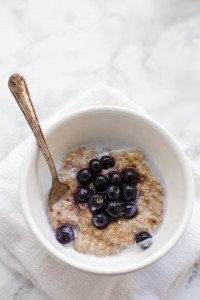 Chai Spiced Oatmeal Hot Cereal