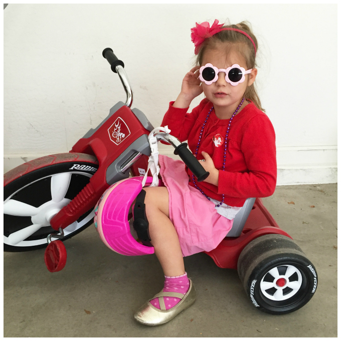 Five Fact Friday - Want to Join Her Biker Gang?