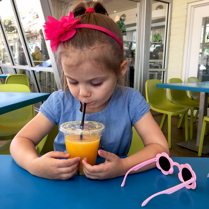 Five Fact Friday - is there anything better than fresh-squeezed juice?