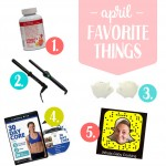 Our monthly favorites - Curls that last all day, the best kids' multi-vitamin, and our trick for getting kids to try new foods.